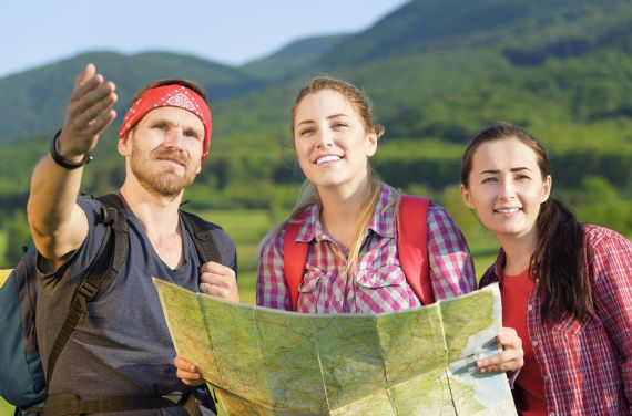 Nature and hiking trails